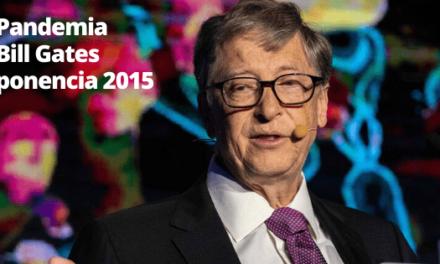 Bill Gates y la pandemia que predijo en 2015