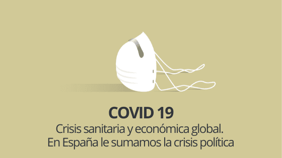 COVID España guerracivilismo y golpismo