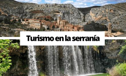 Turismo en la serranía Albarracín y Río Cuervo