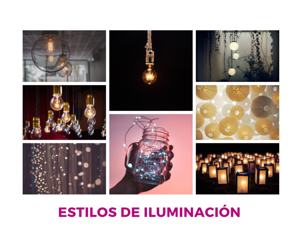 Iluminación. estilos 2020-2021