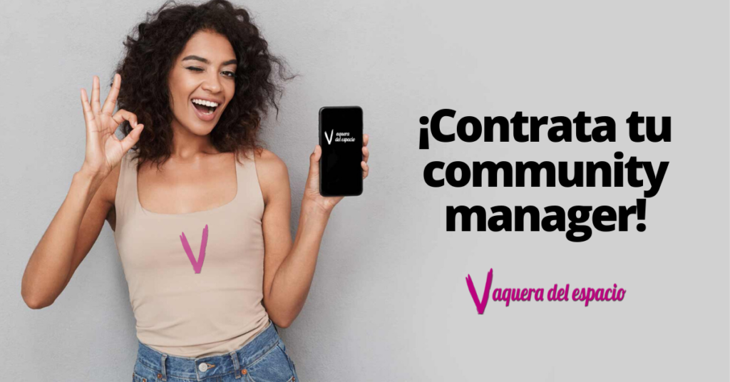 Community manager contratar