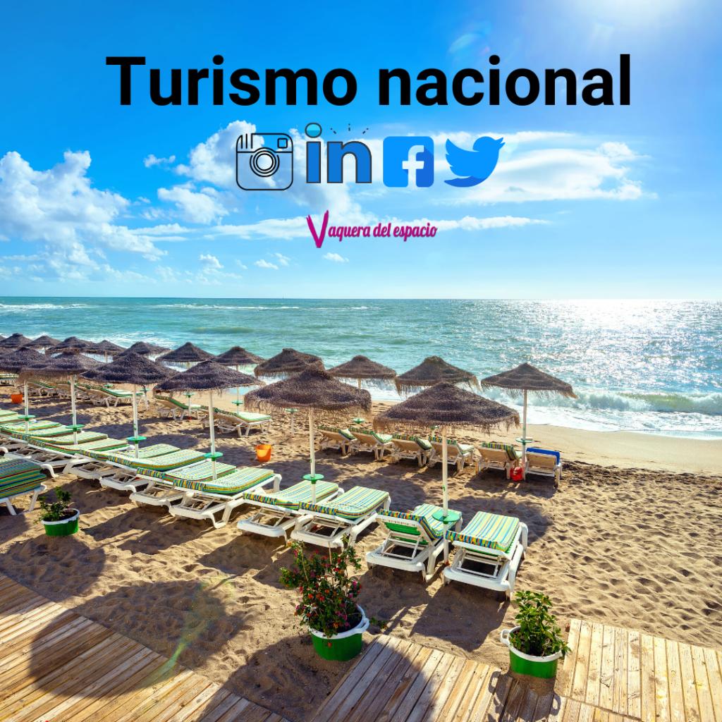 Fomentando el turismo nacional