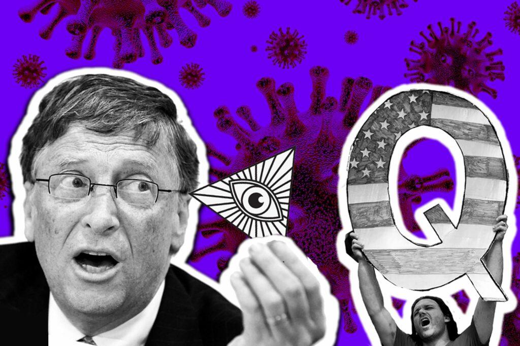 Teorías conspiratorias 5G Bill Gates nuevo Orden coronacuento