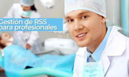 Gestión de RSS para profesionales