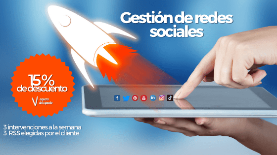 Gestión redes sociales. Inbound Marketing