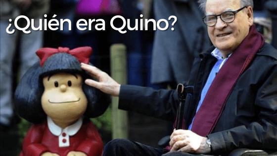 ¿Quién era Quino?. Ideología del dibujante