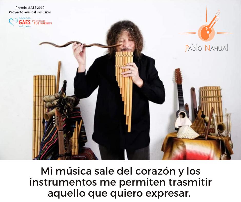 Instrumentos Pablo Nahual