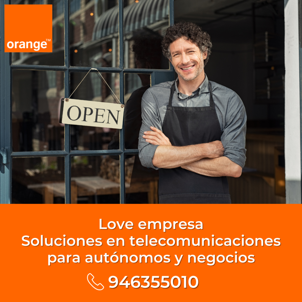 Orange empresa