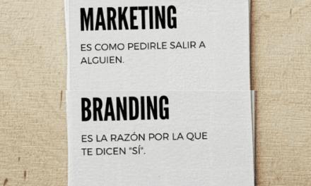 Diferencias entre marketing y branding