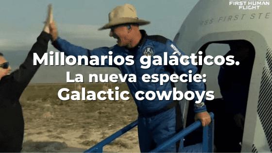 Millonarios galácticos. La nueva especie
