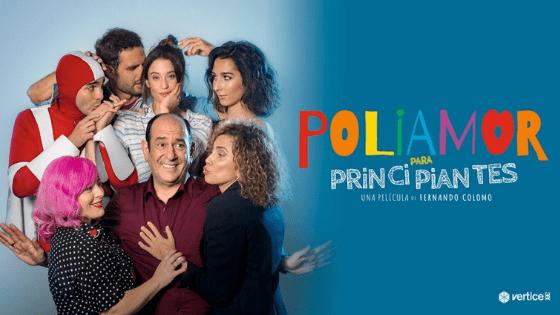 Poliamor para principiantes comedia española
